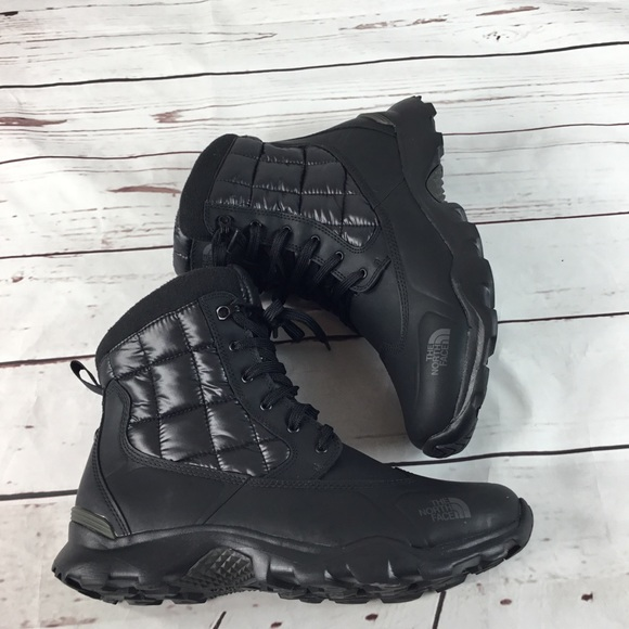 af045dc6e NWT Men's North Face ThermoBall Boot Zipper Size 9 NWT